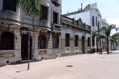 A street in Montevideo