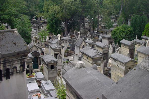 Image result for Père Lachaise Cemetery