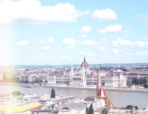 Danube, Parliament, Budapest, Hungary
