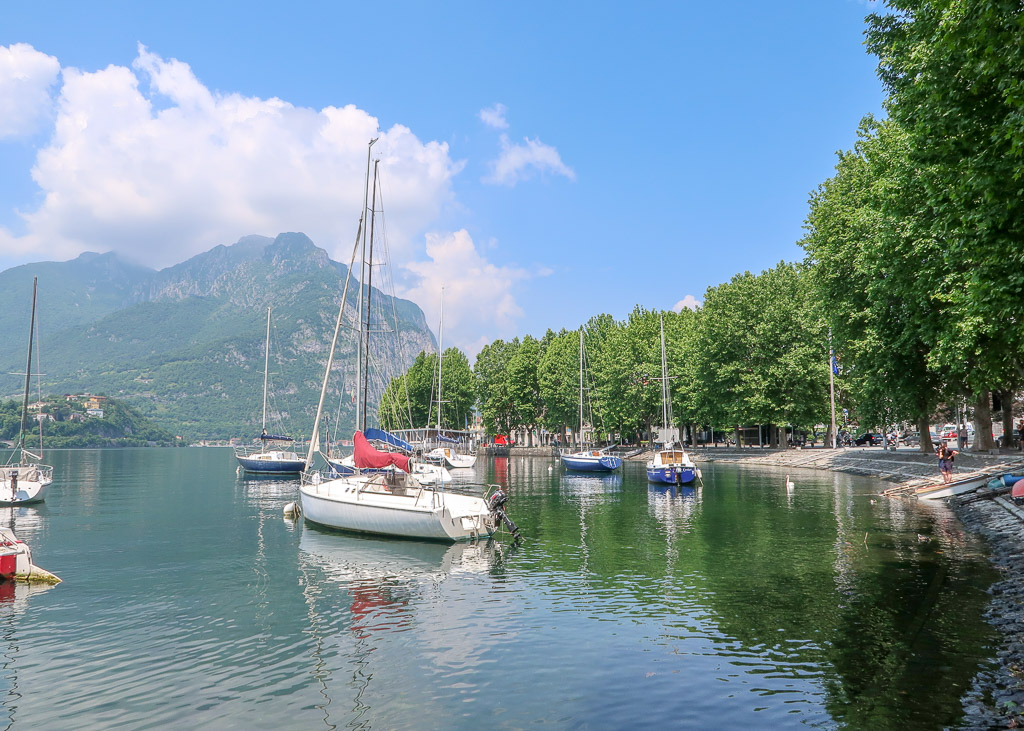 Lecco_Lake Como_Italy