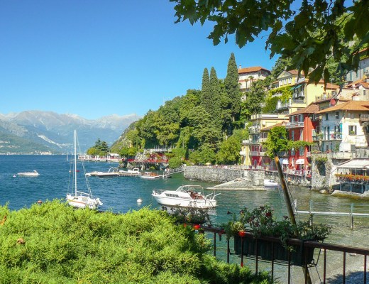 day-trip to lake como, varenna, italy