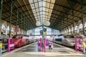 paris rail station