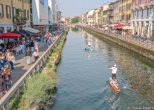 Navigli #1, Milan, Italy