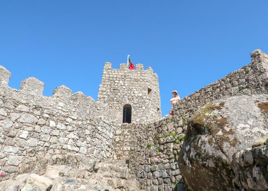 Castelo dos Mouros, Sintra, Portugal