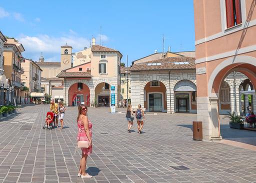 Italy, Lake Garda, Desenzano