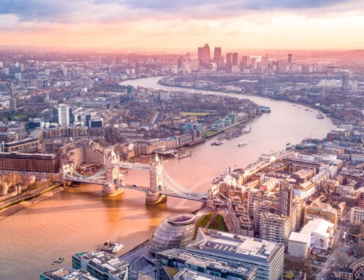Sunrise London, The Easy Three Rule for Choosing Where to Stay, by Travel After 5