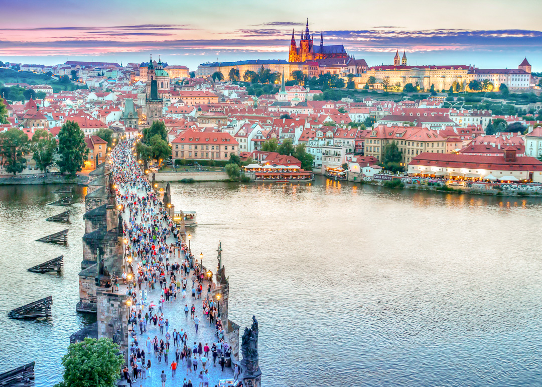 Prague 101: Arriving & Getting Around, by Travel After 5