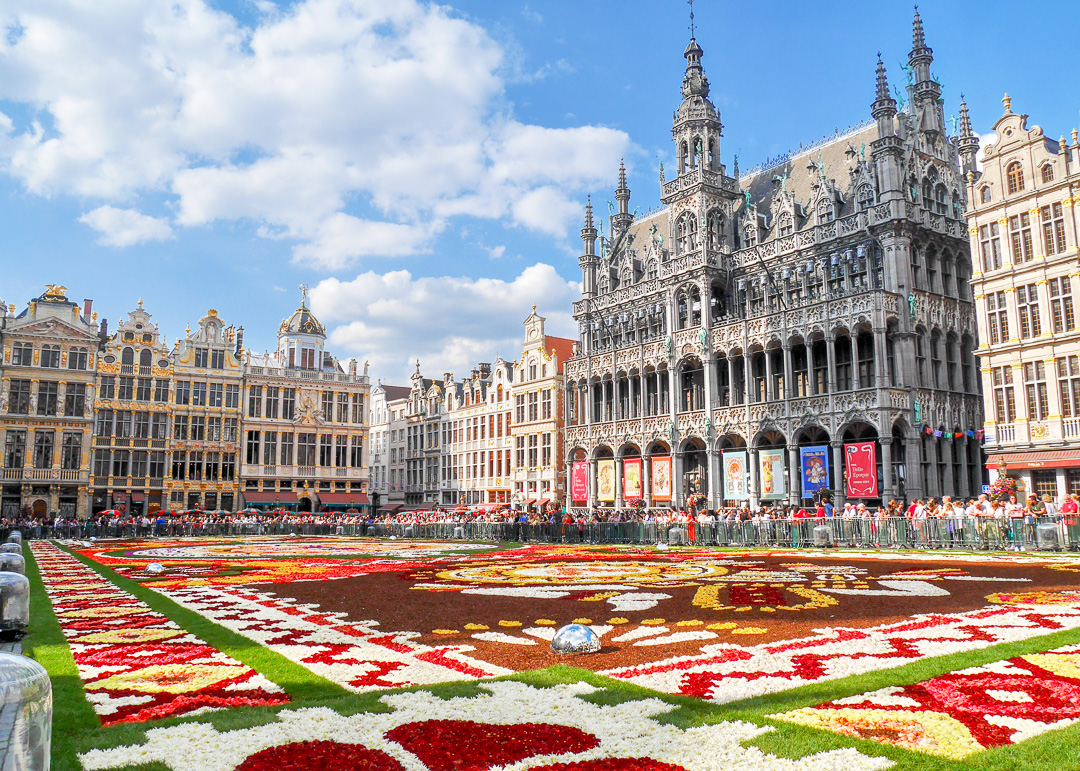 Brussels 101_Grand Place_Travel After 5