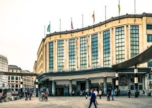 Brussels 101_Brussel Centraal Station_Travel After 5