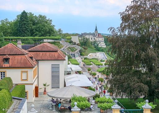 Northern Bastion, Melk Abbey, Melk, Austria, by Travel After 5