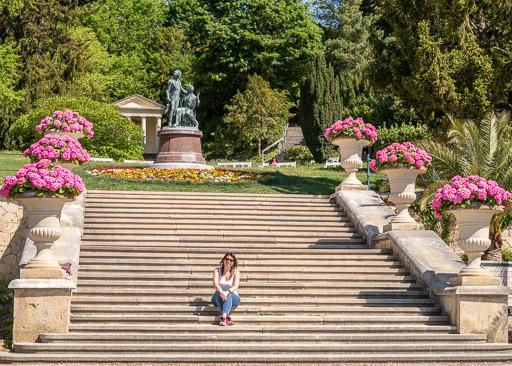 Kurpark, Baden bei Wien, Austria, by Travel After 5
