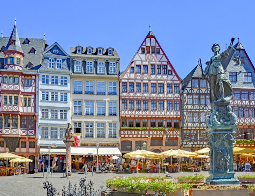 Römerberg @ Frankfurt, Germany