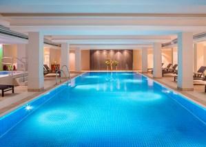 Pool, Le Méridien, Munich, Germany