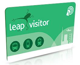 Leap Visitor Card for Dublin