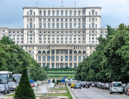 Parliament @ Bucharest, Romania