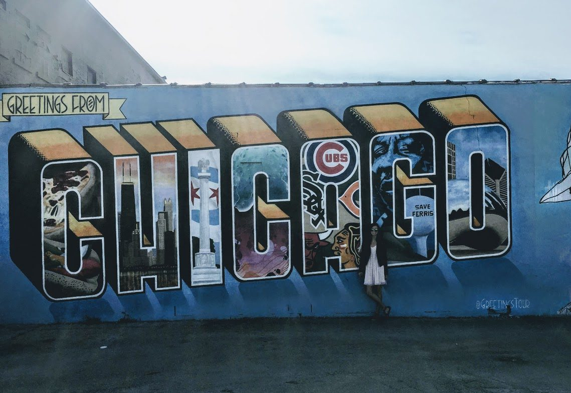 Chicago Mural in the City