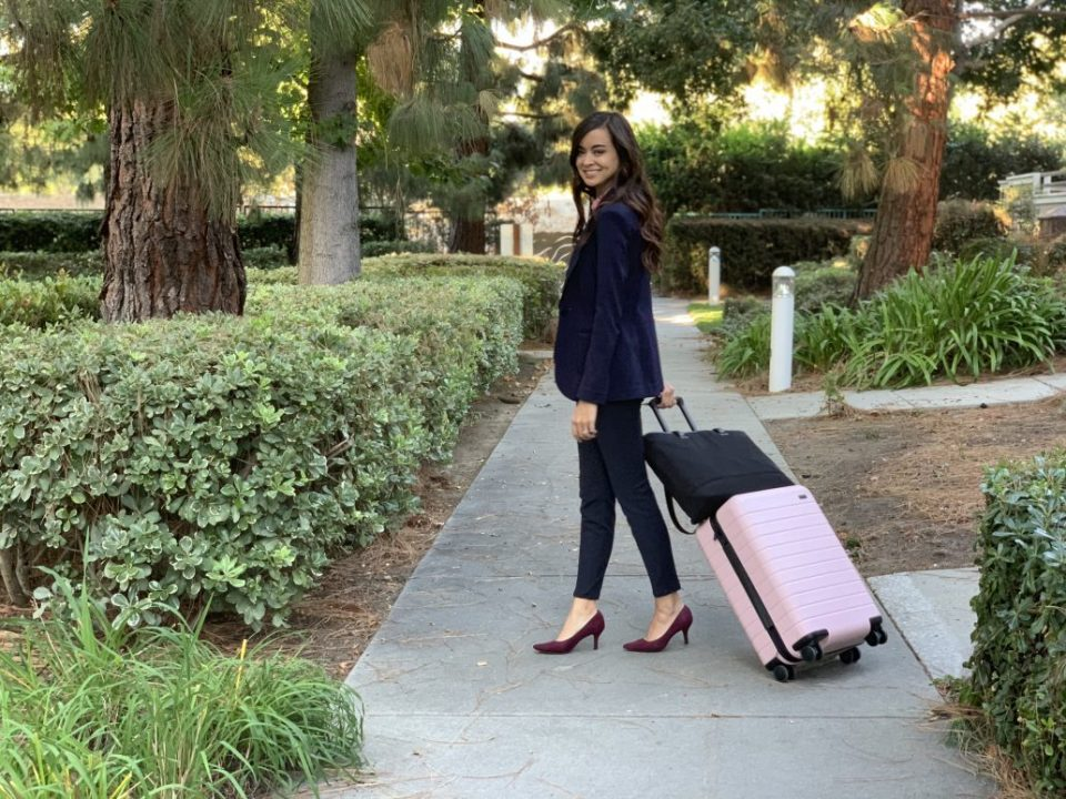Business Travel Wardrobe outfit from WHBM