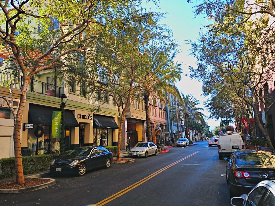 San Jose Santana Row