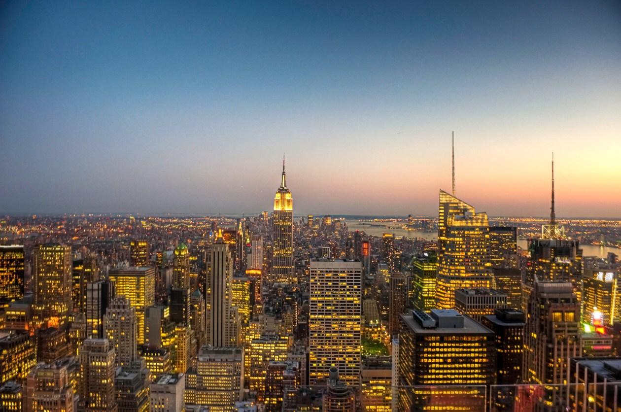 new york evening activities