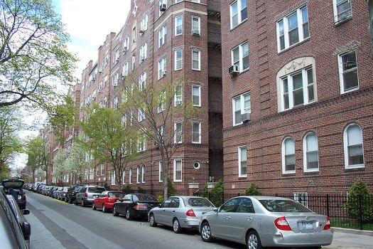 Jackson Heights Queens New York After Five