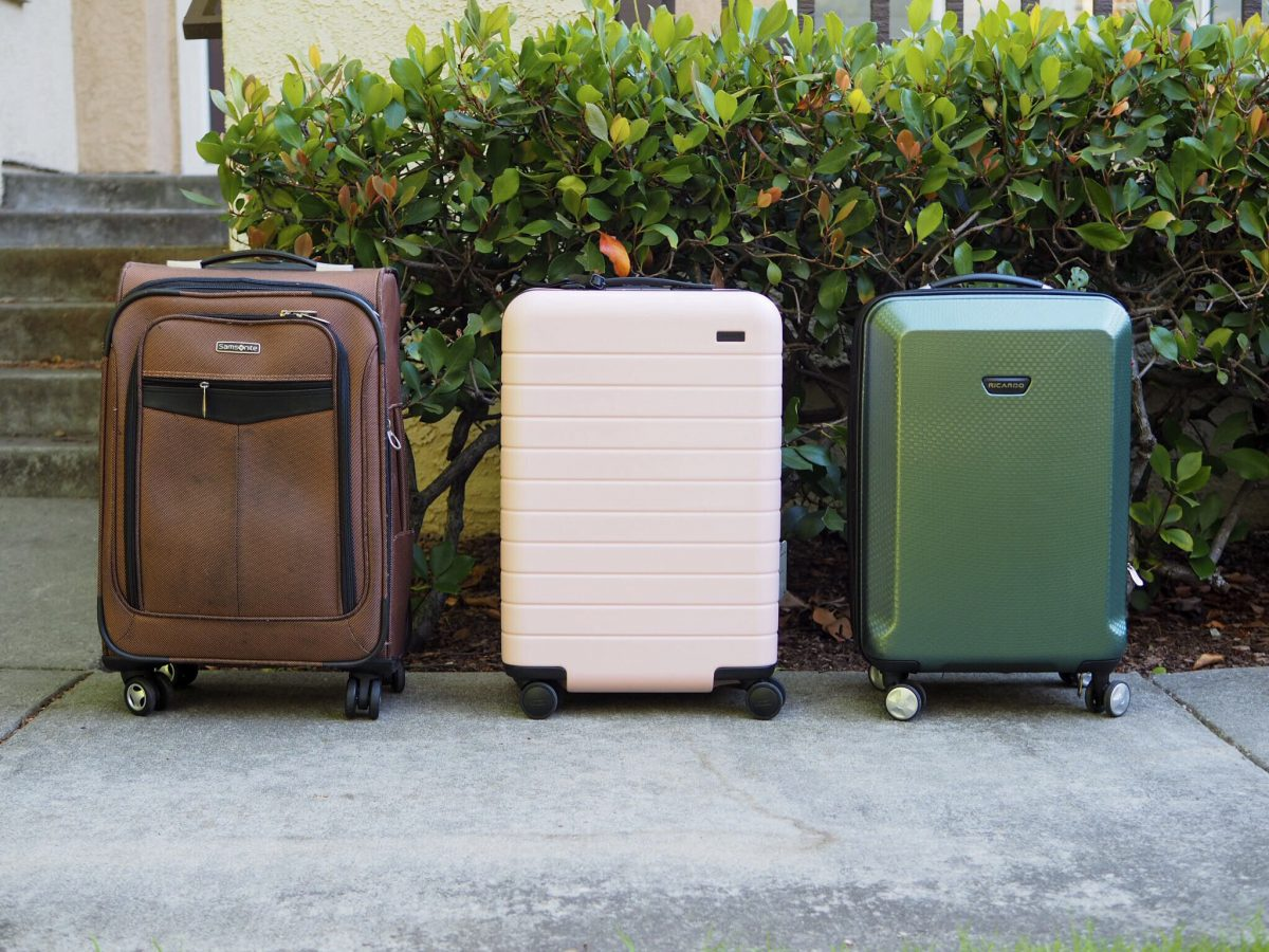 Is the Away Bigger Carry-On too big?