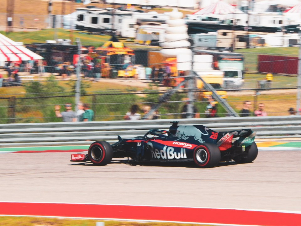 Austin Group Trip Itinerary | Circuit of the Americas
