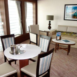 Guests will experience new suites on the Pride of America // © 2013 Norwegian Cruise Line