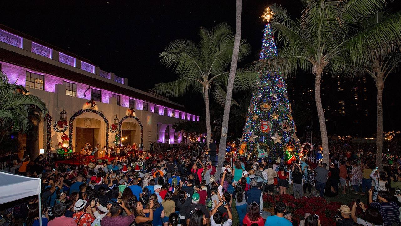 hawaii calendar of events december