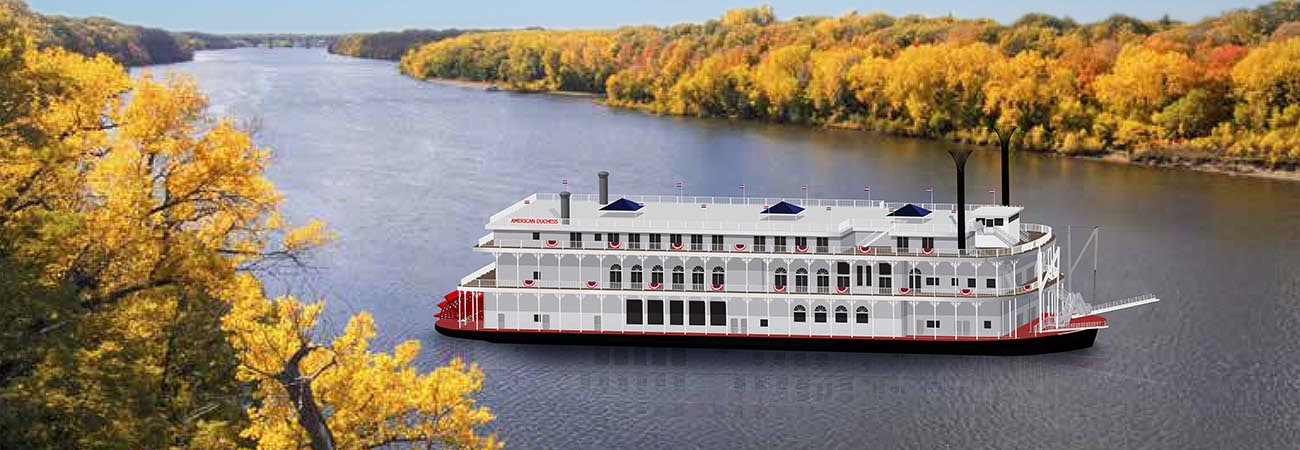 American Queen Steamboat Company to Launch American