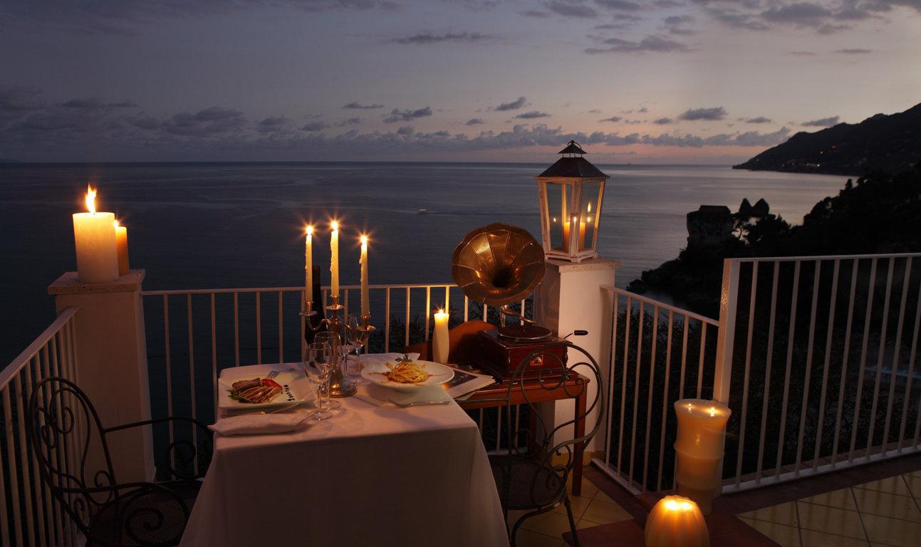 Saint Valentine a special day on the Amalfi Coast