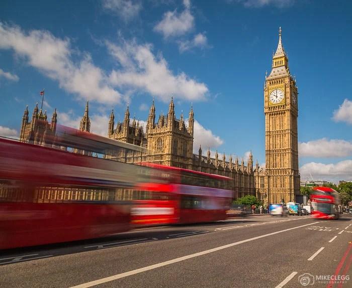 Casas do Parlamento em Londres, Reino Unido