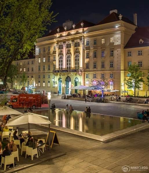 Museumsquartier, Viena