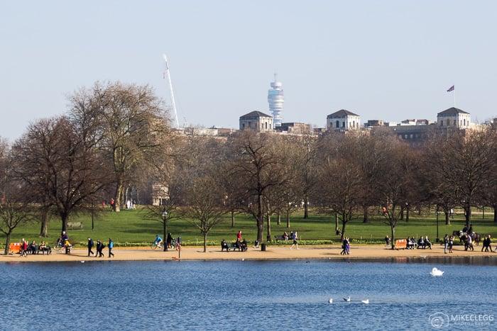 Hyde Park, Londres