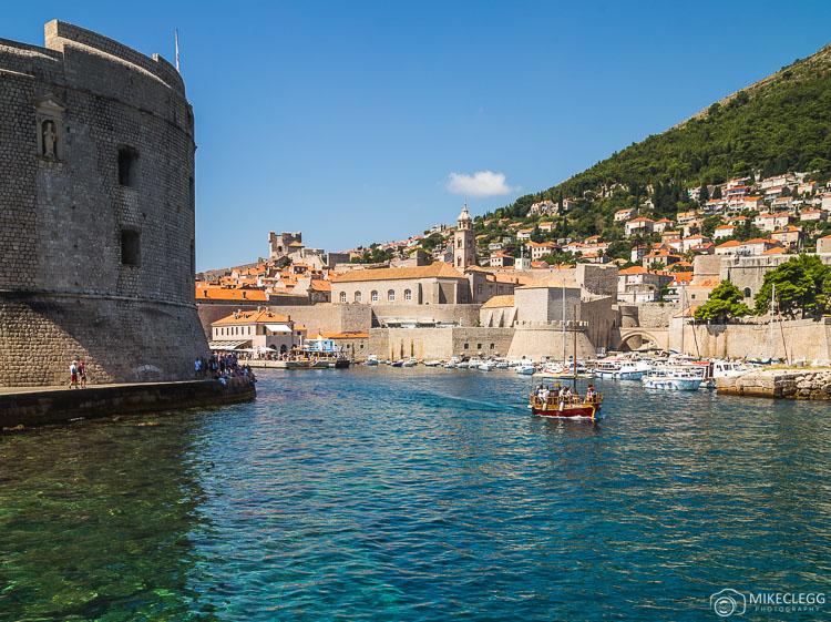 Passeios de barco em Dubrovnik