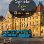 City Breaks - Zagreb e Lagos Plitvice, Croácia
