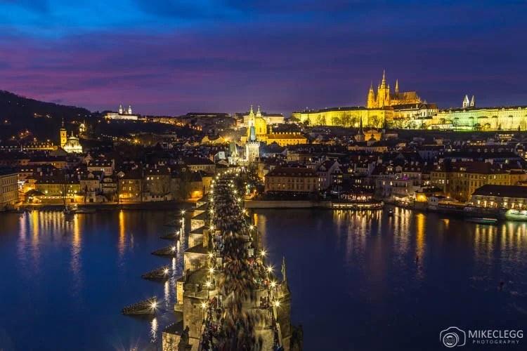 Vista da Torre da Ponte da Cidade Velha