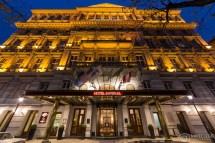 Luxury In Vienna Hotel Imperial