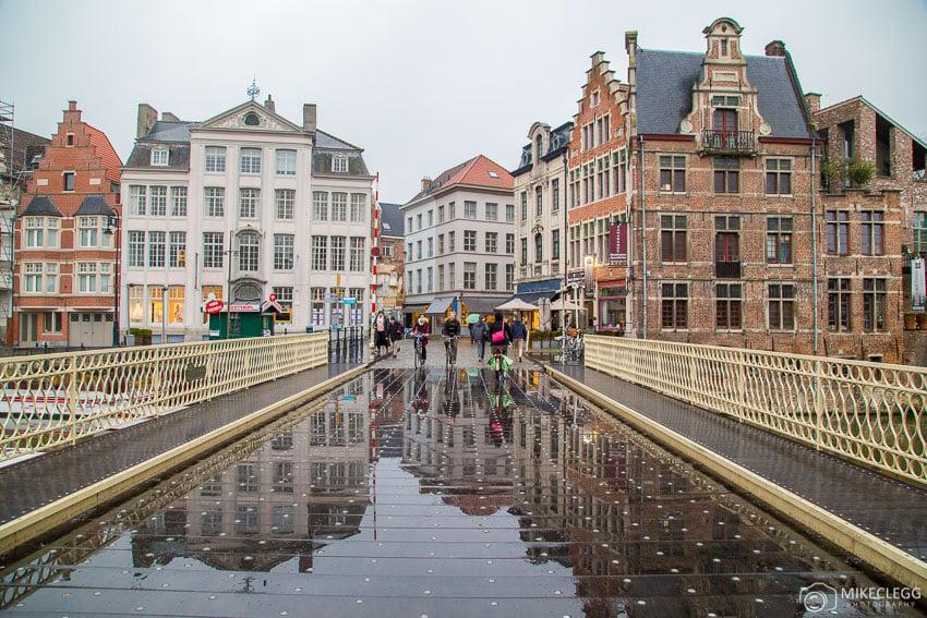 Ruas de Ghent