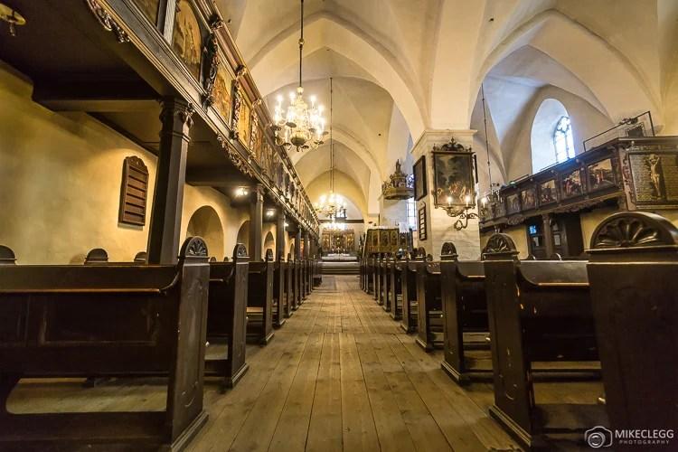 Igreja do Espírito Santo, Tallinn