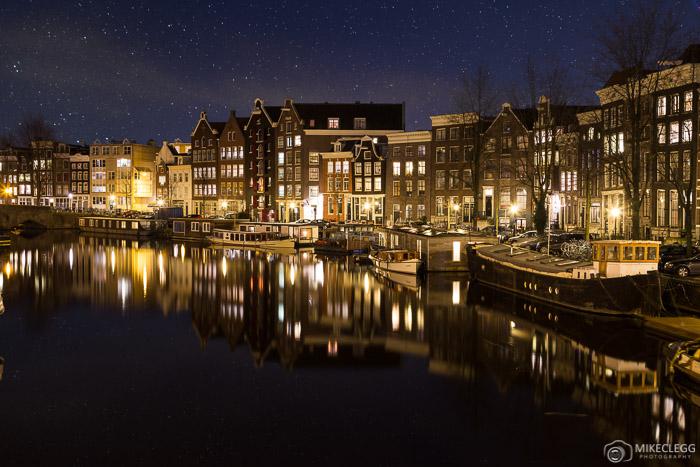 Noites em Amsterdam