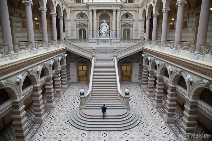 Palácio da Justiça, Viena