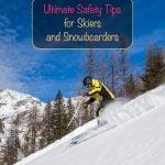 Dicas de segurança para esquiadores e snowboarders