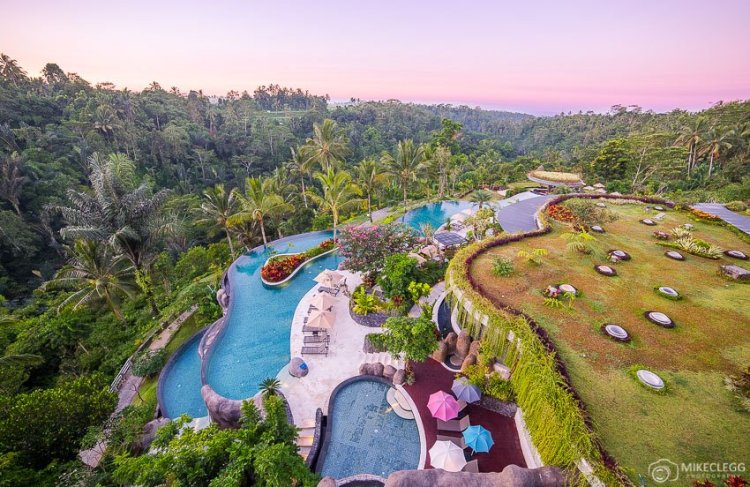 Padma Hotel Resort, Ubud