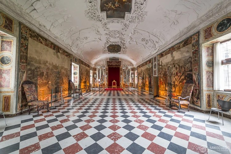 Castelo de Rosenborg, Copenhague