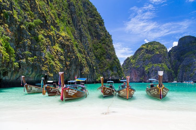 Baía Maya - Ko Phi Phi