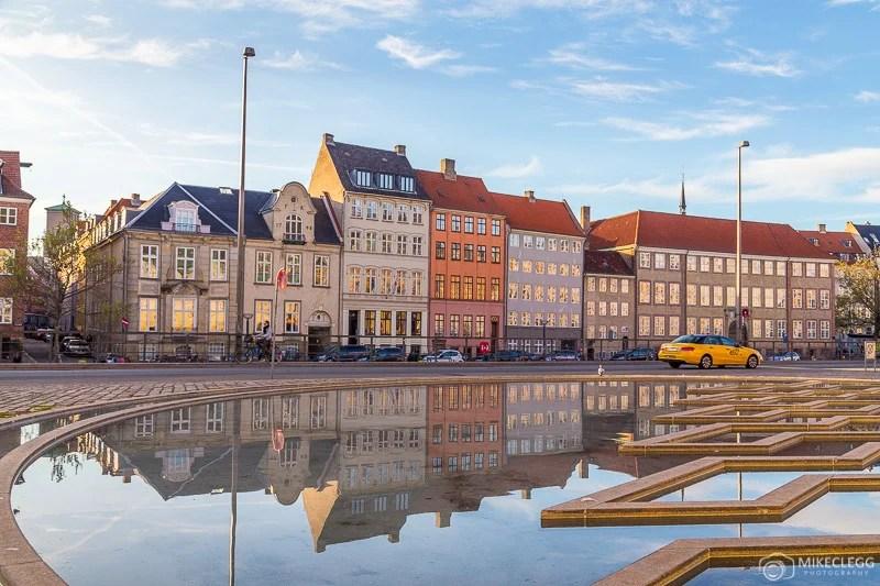 Bertel Thorvaldsens Plads, Copenhague