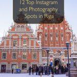 12 principais locais para fotos e Instagram em Riga