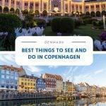 Melhores coisas para ver e fazer em Copenhague