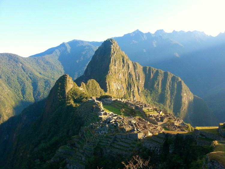 Machu Picchu por Tale of a Backpacker-092015