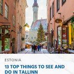Principais coisas para ver e fazer em Tallinn